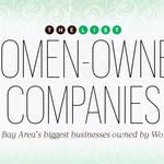 The Bay Area's 20 largest women-owned businesses for 2015