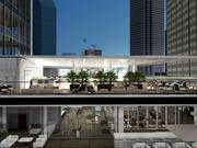 The 10th floor of The Drever will include a bar and terrace for visitors and residents in downtown Dallas.