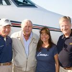 Arnold Palmer's love of aviation tied him to the Air Capital