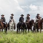'The Magnificent Seven' wins shootout at weekend box office