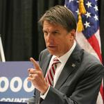 ​CBJ Morning Buzz: McCrory shunned over HB2; Police-involved shooting wounds man; New retail space hits market uptown