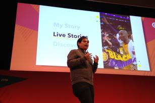 Snapchat errr Snap Inc. exec shares stats with advertising industry