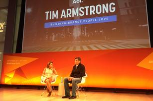 Armstrong: 'Awesome' Twitter solves 'real-time' problem marketers face (Video)