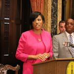 Rawlings-Blake fires back after Marilyn <strong>Mosby</strong> criticizes her handling of Gray case