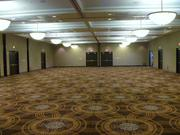 The hotel's new 5,200-square-foot ballroom