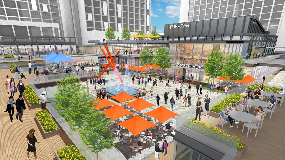 Colony Square Redeveloper Sheds Light On Possible New
