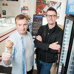 After going in cold, Humphry Slocombe founder scoops up tasty revenue
