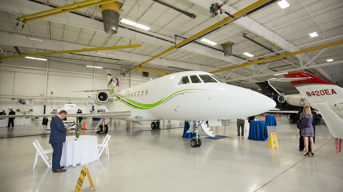 Honda Financial Services Account >> Why Lunken Airport just hosted the 'Homearama of private jets': EXCLUSIVE PHOTOS (Video ...