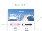 Weebly 4 also offers email marketing features for its business customers.