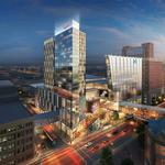Exclusive: $279M plan calls for hotels, convention center expansion at Fourth and Wisconsin