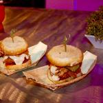 See inside Epcot's Rockin' Burger Block Party