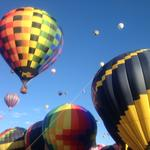 Balloon Fiesta attendance declined this year, but hotels saw a key metric increase