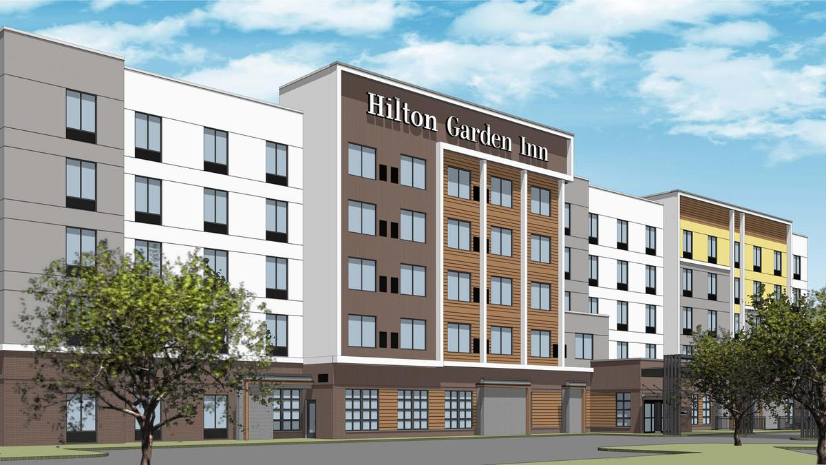 Dunn Hospitality Group To Start Work On Hilton Garden Inn In Louisville    Louisville   Louisville Business First