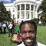 High-profile Nashville entrepreneur hangs out on the White House lawn