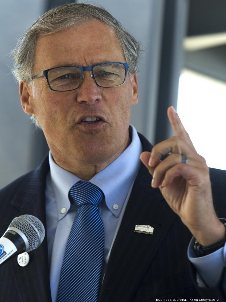Gov. Jay Inslee vetoed a measure passed by the Legislature and instead has worked out a process for agencies to have recourse for differences on the Affordable Care Act.