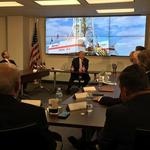 Trump meets with Colorado oil and gas executives
