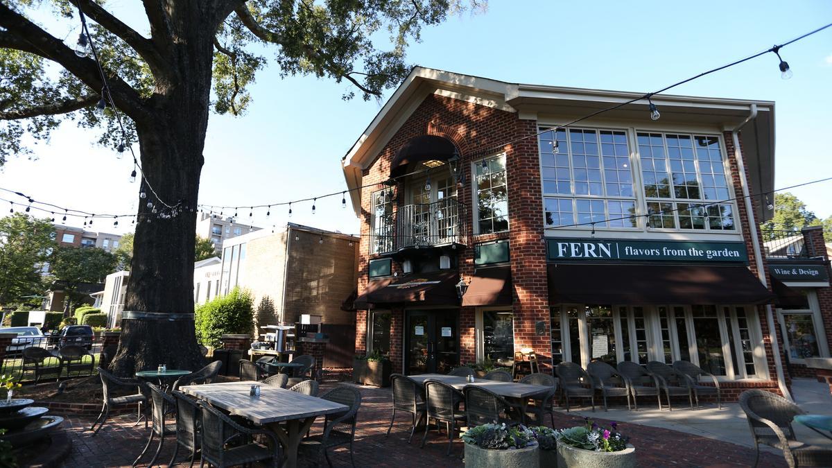 Inside View Of Fern 39 S New Restaurant Space In Charlotte 39 S