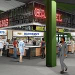 Milwaukee Brewers to upgrade <strong>Miller</strong> Park's food and beverage offerings