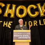 Wichita State announces $250M 'Shock the World' capital campaign