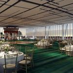 Bookings ahead of projections for Gaylord's new ballroom