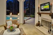 The emphasiss on outdoor living started about five years ago and is still strong.