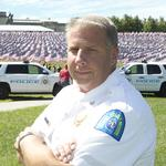 Police Chief <strong>Dotson</strong> won't run for mayor