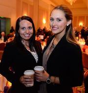 Samantha Malcom and Kayla Booth with 3P Technology Staffing.