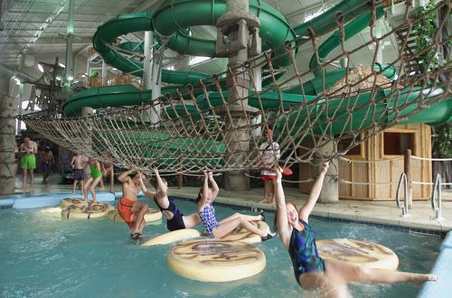 Wisconsin S Biggest Indoor Water Parks Wilderness