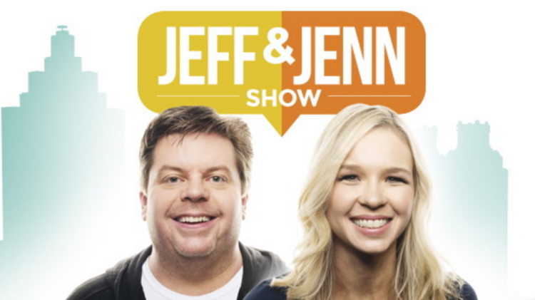 Exclusive: How The Jeff & Jenn Show is waging radio war on