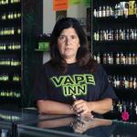Tax takes air out of vape business