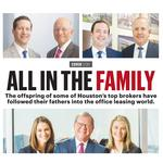 All in the family: Children of some of Houston's top brokers follow fathers into office leasing world
