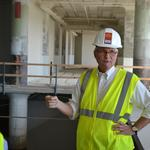 The latest look into Crosstown Concourse