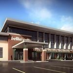 Construction of Bellin sports medicine clinic in Titletown District begins