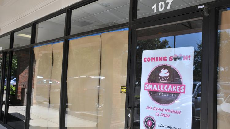 Small Cakes Collierville