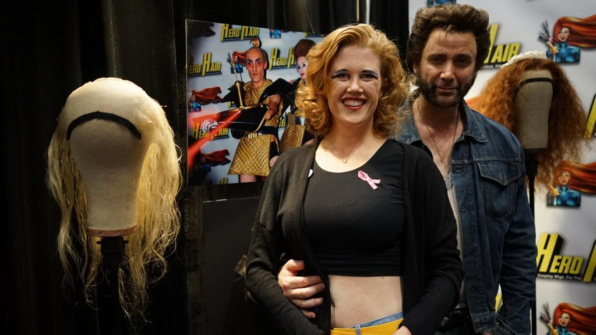 at comic con small businesses look for their hero moment new