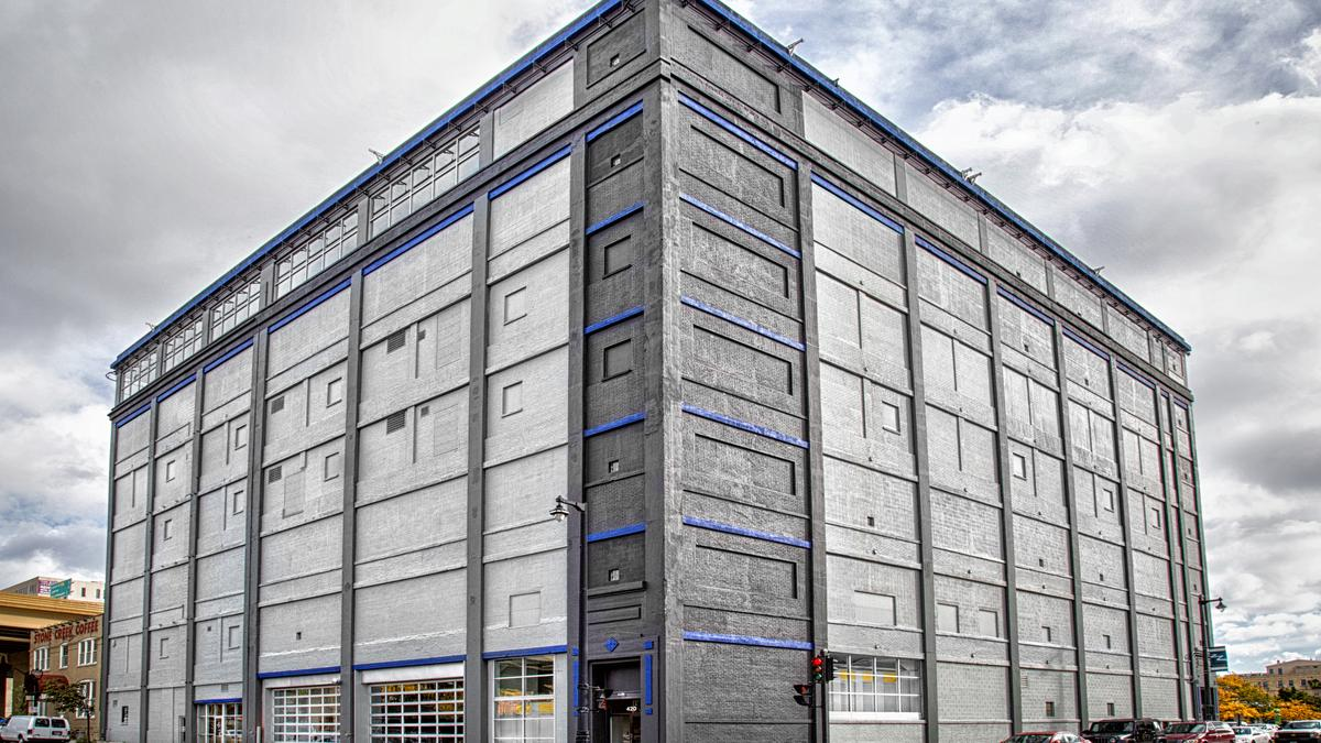 Delicieux Former Boston Store Warehouse Near 3rd Ward Converted Into Storage Facility    Milwaukee   Milwaukee Business Journal