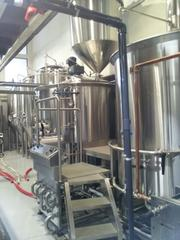 Wolf's Ridge is designed as a 1,000-barrel annual brewing operation in addition to the restaurant.