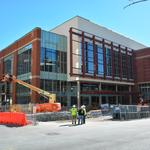 Take a look inside the Albany convention center