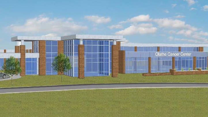 Olathe Medical Center begins final phase of $100M expansion