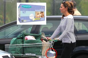 Entrepreneurs try to sell Kate Middleton on Mommy Water