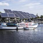 Jacksonville businesses weigh in on contentious solar amendment 1