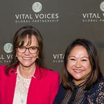 Actress Sally Field helps Vital Voices Northwest Council raise $260,000 to help empower women