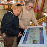 New downtown Albany kiosks helping point the way for visitors