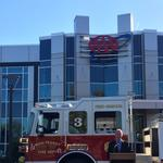AAA, Red Cross promote fire safety on anniversary of October storm