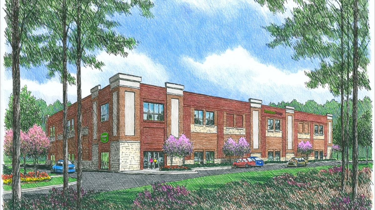 More Than 1 000 Self Storage Units Planned For South Charlotte Project Business Journal