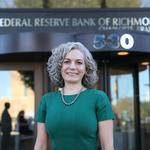 Richmond Fed chair of Charlotte board <strong>Laura</strong> <strong>Clark</strong> discusses social issues pervading community