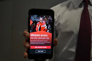 Monumental Sports is launching a Netflix-style subscription service with bingeable content