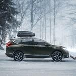 FIRST LOOK: Redesigned Honda CR-V to hit showrooms this winter