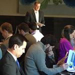 Group offers young energy professionals power networking with top industry execs