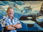 Guy Harvey and his inspirations to create great art